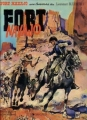 Couverture Blueberry, tome 01 : Fort Navajo Editions Dargaud 1983