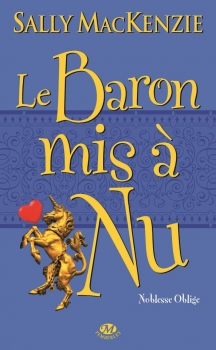 Couverture Noblesse oblige, tome 5 : Le baron mis à nu