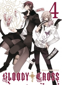 Couverture Bloody Cross, tome 04