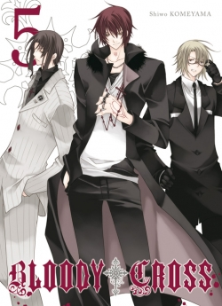 Couverture Bloody Cross, tome 05