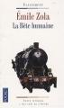 Couverture La Bête humaine Editions Pocket (Classiques) 2009