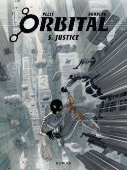 Couverture Orbital, tome 5 : Justice