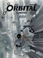 Couverture Orbital, tome 5 : Justice Editions Dupuis 2012