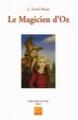 Couverture Le magicien d'Oz Editions Sed 2005