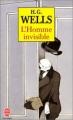Couverture L'homme invisible Editions Le Livre de Poche 1958