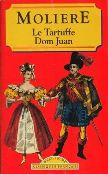Couverture Le Tartuffe, Dom Juan