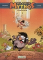 Couverture Les petits Mythos, tome 2 : Le grand Icare Editions Bamboo (Humour) 2012