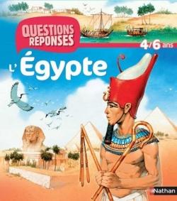 Couverture L'Egypte