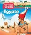 Couverture L'Egypte Editions Nathan (Questions / réponses) 2012
