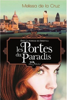 Couverture Les Vampires de Manhattan, tome 7 : Les Portes du paradis