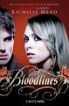 Couverture Bloodlines, tome 1 : Noire alchimie Editions Castelmore 2012