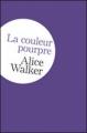 Couverture La couleur pourpre / Cher bon dieu Editions France Loisirs (Génération technicolor) 2012