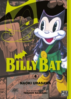 Couverture Billy Bat, tome 04