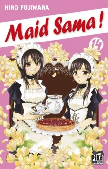Couverture Maid Sama !, tome 14