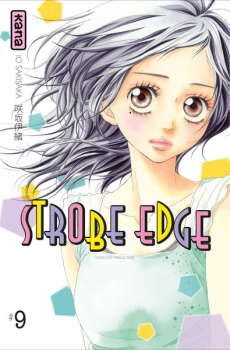 Couverture Strobe Edge, tome 09