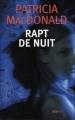 Couverture Rapt de nuit Editions France loisirs 2008