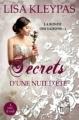 Couverture La Ronde des saisons, tome 1 : Secrets d'une nuit d'été / Secret d'une nuit d'été Editions À vue d'oeil (16-17) 2010