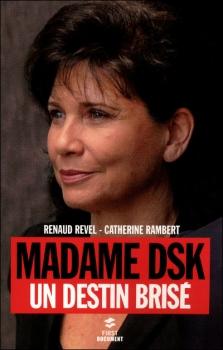Couverture Madame DSK, un destin brisé