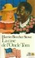 Couverture La case de l'oncle Tom Editions Folio  (Junior) 1984