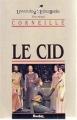 Couverture Le Cid Editions Bordas (Univers des lettres) 1984