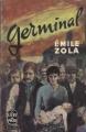 Couverture Germinal Editions Le Livre de Poche 1957