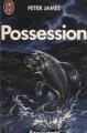Couverture Possession Editions J'ai lu 1990