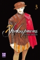 Couverture Seven Shakespeares, tome 3 Editions Kazé (Seinen) 2012