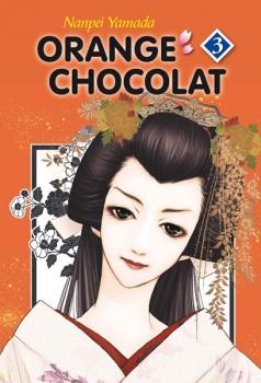 Couverture Orange Chocolat, tome 03