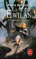 Couverture La Quête d'Ewilan, tome 1 : D'un monde à l'autre Editions Le Livre de Poche 2012
