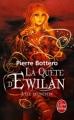 Couverture La quête d'Ewilan, tome 3 : L'île du destin Editions Le Livre de Poche 2012
