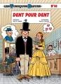 Couverture Les Tuniques Bleues, tome 56 : Dent pour Dent Editions Dupuis 2012