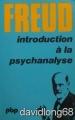 Couverture Introduction à la psychanalyse Editions Payot 1976