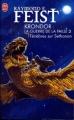 Couverture Les Chroniques de Krondor / La Guerre de la faille, tome 4 : Ténèbres sur Sethanon Editions J'ai Lu 2008