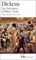 Couverture Oliver Twist / Les Aventures d'Oliver Twist Editions Folio  (Classique) 2002