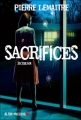 Couverture Sacrifices Editions Albin Michel 2012