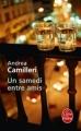 Couverture Un samedi entre amis Editions Le Livre de Poche 2012
