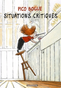 Couverture Pico Bogue, tome 02 : Situations critiques