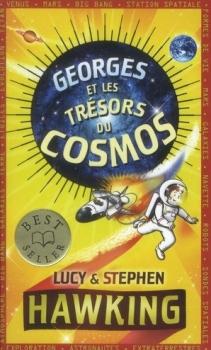Couverture Georges et les trésors du cosmos