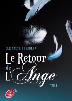 Couverture Le retour de l'ange, tome 1 : Le baiser