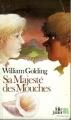 Couverture Sa majesté des mouches Editions Folio  (Junior) 1983