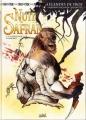 Couverture Nuit Safran, tome 2 : La vengeance d'Albumen Editions Soleil (Légendes de Troy) 2012