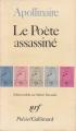 Couverture Le poète assassiné Editions Gallimard  (Poésie) 1979