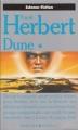 Couverture Dune, tome 1, partie 1 Editions Presses Pocket (Science-fiction) 1990