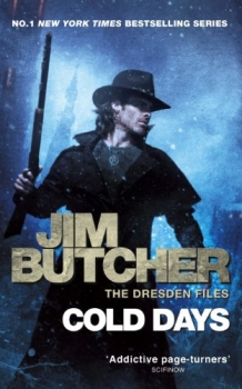 Couverture Les dossiers Dresden, tome 14