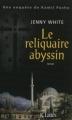 Couverture Le reliquaire abyssin Editions 2012