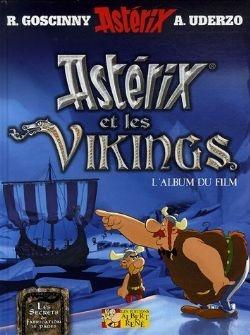 Couverture Astérix et les vikings