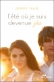 Couverture L'été où je suis devenue jolie Editions Albin Michel 2012