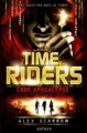 Couverture Time riders, tome 3 : Code apocalypse Editions Nathan 2012