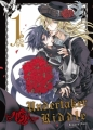 Couverture Undertaker Riddle, tome 1 Editions Ki-oon 2012