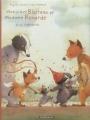 Couverture Monsieur Blaireau et Madame Renarde, tome 5 : Le carnaval Editions Dargaud 2012